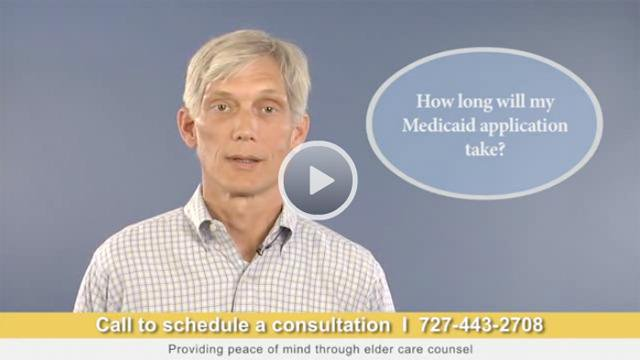 How Long will My Medicaid Application Take?